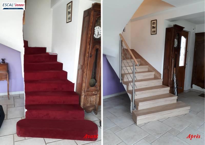 Rénovation à Pleumeur-Bodou